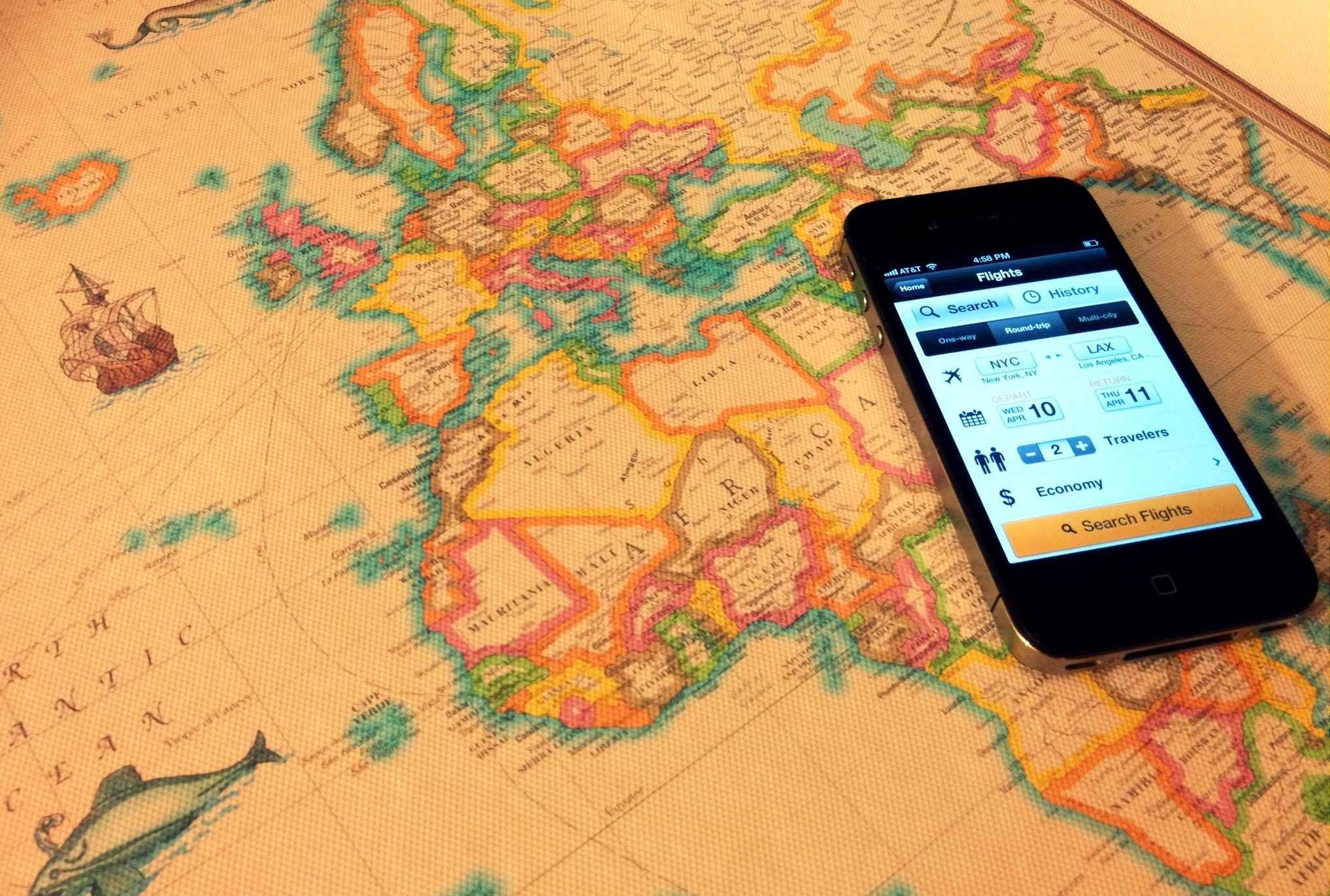 planificare calatorie online